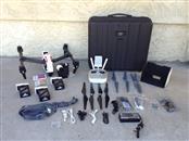 DJI Inspire (T600) 1 Drone Zenmuse X3 4K Camera w/ Extra Accesories
